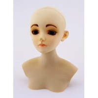 Ball Jointed Doll Head Stand/Display 1/3 SD & 1/4 MSD Sizes