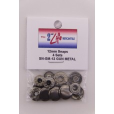 12mm Doll Snaps