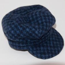 Engineer Hat for Dolls, Handmade