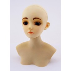 Ball Jointed Doll Head Stand/Display 1/3 SD, 1/4 MSD, 1/5 KID, 1/6 YOSD Sizes